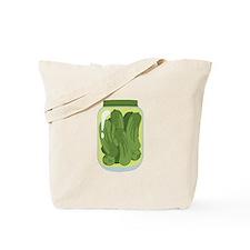Pickle Jar Tote Bag