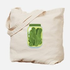 Pickle Jar Tote Bag