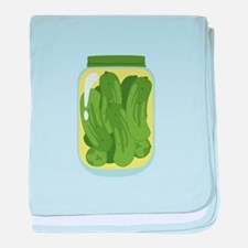 Pickle Jar baby blanket