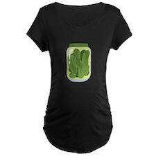 Pickle Jar Maternity T-Shirt