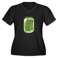 Pickle Jar Plus Size T-Shirt