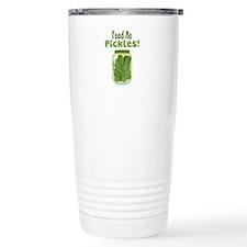 Feed Me Pickles! Travel Mug