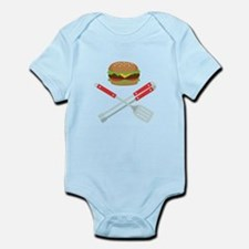 Burger Grill Tools Body Suit