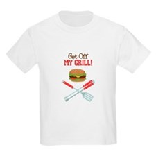 Get off My Grill! T-Shirt