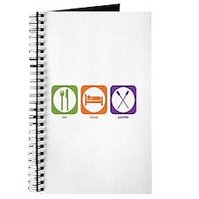 Eat Sleep Paddle Journal