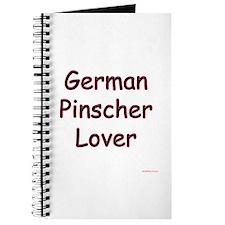 Pinscher Lover Journal