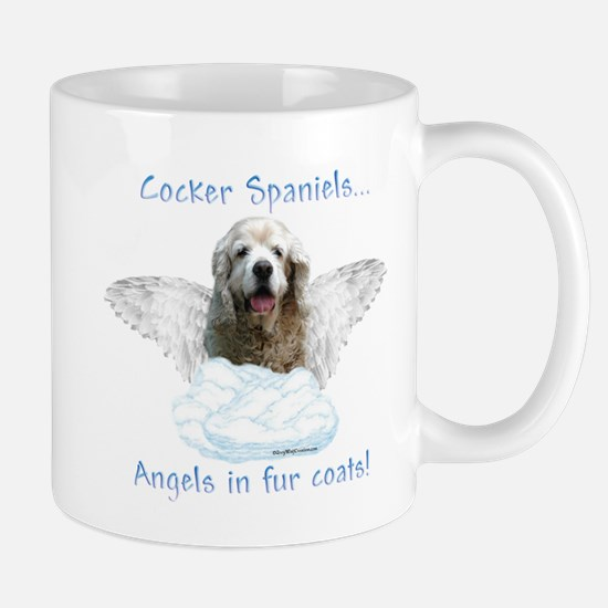 Cocker Angel Mug