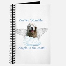 Cocker Angel Journal