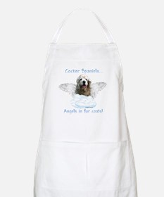 Cocker Angel BBQ Apron