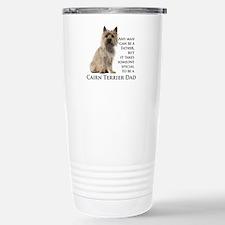 Cairn Terrier Dad Travel Mug