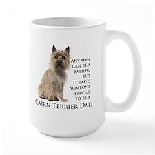 Cairn Terrier Dad Mugs