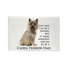 Cairn Terrier Dad Magnets