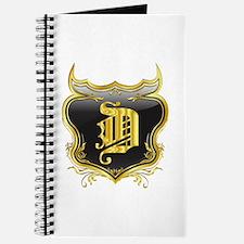 D Monogram Journal
