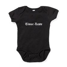Timor-Leste Baby Bodysuit