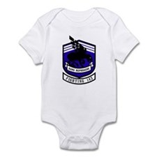 VF 143 / VFA 143 Puking Dogs Infant Bodysuit