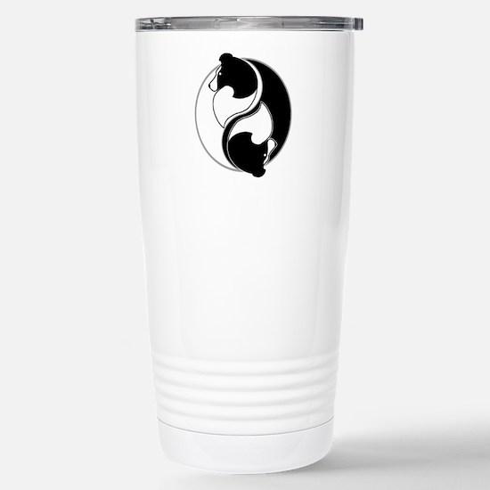 Sheltie Balance Stainless Steel Travel Mug