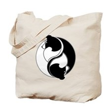 Sheltie Balance Tote Bag