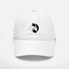 Sheltie Balance Baseball Baseball Cap