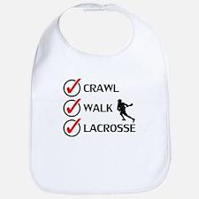 Crawl Walk Lacrosse Bib