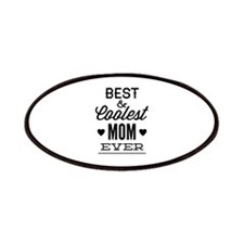 Best & Coolest Mom Ever Patches