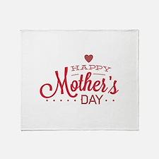Happy Mother's Day Stadium Blanket