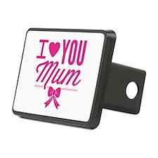 I Love You Mum Hitch Cover