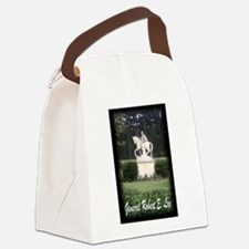 General Robert E. Lee 2 Canvas Lunch Bag