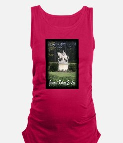 General Robert E. Lee 2 Maternity Tank Top