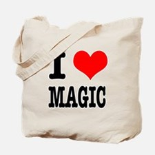 I Heart (Love) Magic Tote Bag
