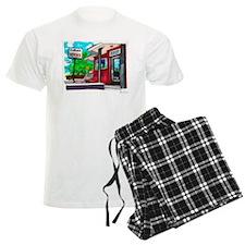Sadlacks Heroes Pajamas
