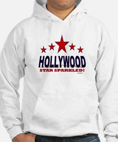 Hollywood Star Sparkled Hoodie