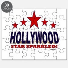 Hollywood Star Sparkled Puzzle