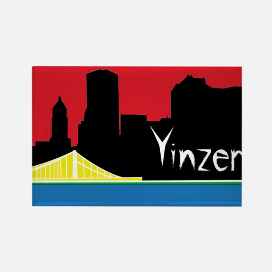 Yinzer Magnets