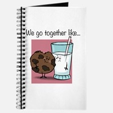Cookies and Milk Journal