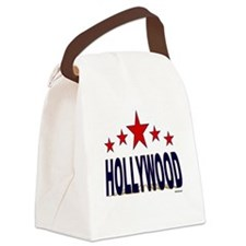 Hollywood Canvas Lunch Bag