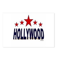 Hollywood Postcards (Package of 8)