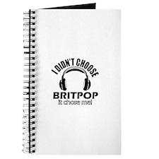 I didn't choose BRITPOP Journal