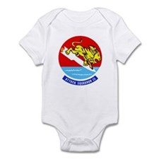Attack Squadron 15 Valions Infant Bodysuit