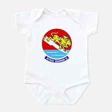 Attack Squadron 15 Valions Infant Bodysuit