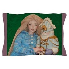 Clara and the Nutcracker Pillow Case
