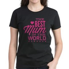 The Best Mum In The World Tee