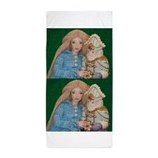 Clara and the Nutcracker Beach Towel