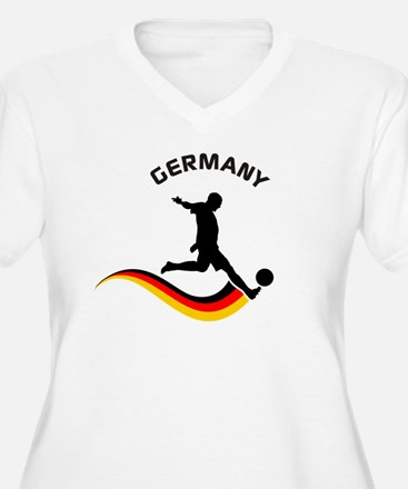 Soccer GERMANY Player T-Shirt