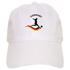 Soccer GERMANY Player Baseball Cap