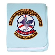 USMC - Marine Medium Helicopter Squadron 161 VN ba