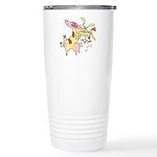 Cow Squeezin Chicken Travel Mug