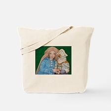 Clara and the Nutcracker Tote Bag