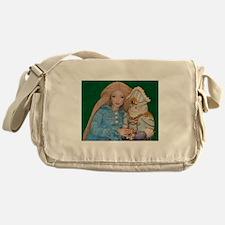 Clara and the Nutcracker Messenger Bag