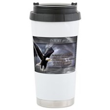 Cute Eagle Travel Mug