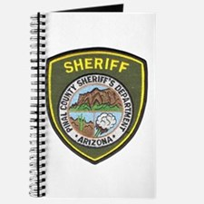Pinal County Sheriff Journal
